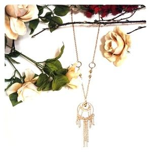 Jewelry - Rose Gold Necklace